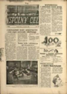"""Wspólny cel : Dwutygodnik samorządu robotniczego """"Celwiskozy"""" , 1959, nr 5 (100)"""