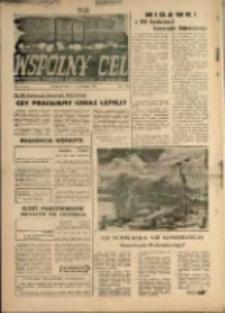 """Wspólny cel : Dwutygodnik samorządu robotniczego """"Celwiskozy"""" , 1959, nr 24 (119)"""
