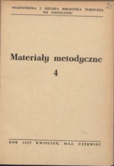 Materiały metodyczne, 1957, nr 2