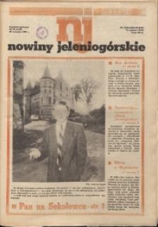 Nowiny Jeleniogórskie : tygodnik społeczny, R. 33, 1990, nr 39 (1598)