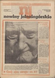 Nowiny Jeleniogórskie : tygodnik społeczny, R. 33, 1990, nr 40 (1599)