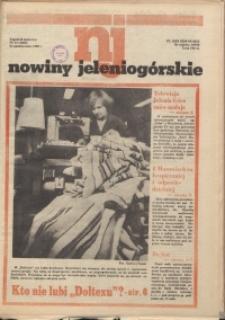 Nowiny Jeleniogórskie : tygodnik społeczny, R. 33, 1990, nr 43 (1602)