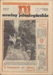 Nowiny Jeleniogórskie : tygodnik społeczny, R. 33, 1990, nr 45 (1604)