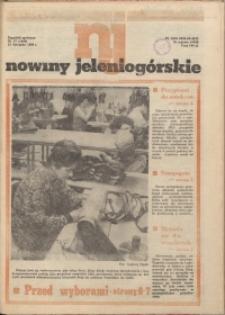 Nowiny Jeleniogórskie : tygodnik społeczny, R. 33, 1990, nr 47 (1606)
