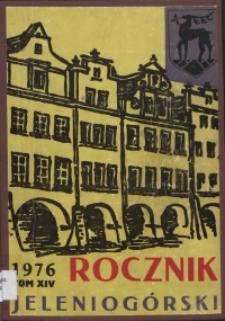 Rocznik Jeleniogórski, T. 14 (1976)