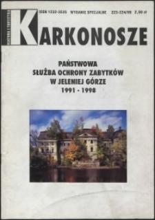 Karkonosze: Kultura i Turystyka, 1999, Wyd. specjalne (223-224)