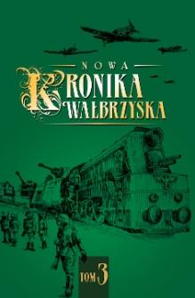 Nowa Kronika Wałbrzyska, T.3 (2015) [Dokument elektroniczny]