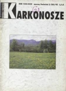 Karkonosze: Kultura i Turystyka, 1995, nr 2 (202)