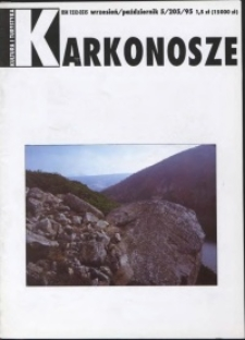 Karkonosze: Kultura i Turystyka, 1995, nr 5 (205)
