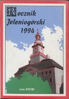 Rocznik Jeleniogórski, T. 28 (1994)