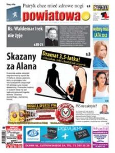 Gazeta Powiatowa - Wiadomości Oławskie, 2012, nr 33
