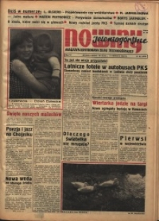 Nowiny Jeleniogórskie : magazyn ilustrowany ziemi jeleniogórskiej, R. 6, 1963, nr 22 (270)
