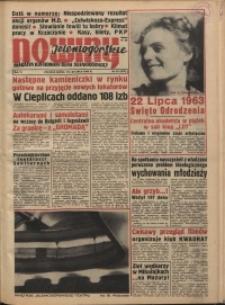 Nowiny Jeleniogórskie : magazyn ilustrowany ziemi jeleniogórskiej, R. 6, 1963, nr 29 (277)