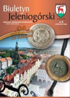 Biuletyn Jeleniogórski : bezpłatny miesięcznik informacyjny, 2008, nr 4