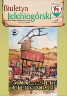 Biuletyn Jeleniogórski : bezpłatny miesięcznik informacyjny, 2008, nr 9