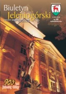 Biuletyn Jeleniogórski : bezpłatny miesięcznik informacyjny, 2008, nr 10