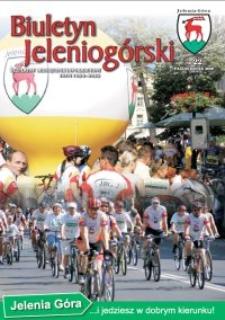 Biuletyn Jeleniogórski : bezpłatny miesięcznik informacyjny, 2009, nr 22