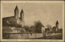 Löwenberg i. Schl., Alte Stadtmauer (Katolische Kirche - Laubaner Torturm) [Dokument ikonograficzny]