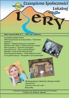 Izery : czasopismo społeczności lokalnej, 2008, nr 1 (sierp.)