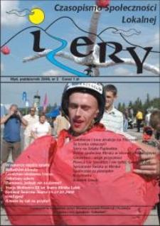 Izery : czasopismo społeczności lokalnej, 2008, nr 2 (październik)