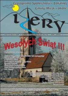 Izery : czasopismo społeczności lokalnej Gminy Mirsk i okolic, 2008, nr 4 (grudzień)
