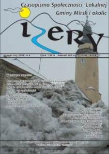 Izery : czasopismo społeczności lokalnej Gminy Mirsk i okolic, 2009, nr 6 (luty)