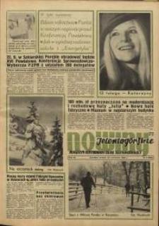 Nowiny Jeleniogórskie : magazyn ilustrowany ziemi jeleniogórskiej, R. 12, 1969, nr 7 (558)