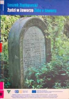 Żydzi w Jaworze = Židé v Jaworu