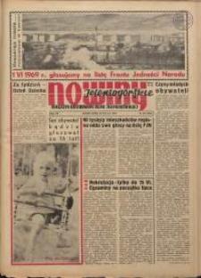 Nowiny Jeleniogórskie : magazyn ilustrowany ziemi jeleniogórskiej, R. 12, 1969, nr 22 (573)