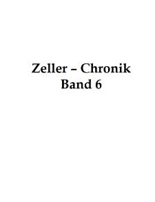 Zeller-Chronik. Bd. 6 [Dokument elektroniczny]