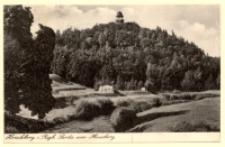 Jelenia Góra - Wzgórze Krzywoustego - wieża widokowa [Dokument ikonograficzny]