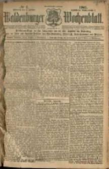 Waldenburger Wochenblatt, Jg. 51, 1905, nr 2