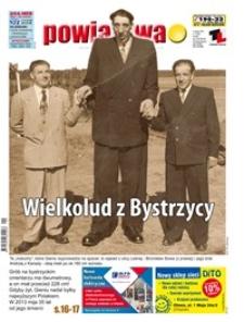Gazeta Powiatowa - Wiadomości Oławskie, 2013, nr 1