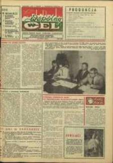 """Wspólny cel : gazeta załogi ZWCH """"Chemitex-Celwiskoza"""", 1988, nr 6 (1051)"""