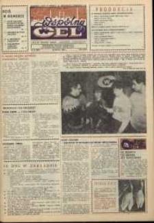 """Wspólny cel : gazeta załogi ZWCH """"Chemitex-Celwiskoza"""", 1988, nr 8 (1053)"""