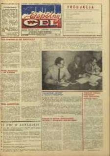 """Wspólny cel : gazeta załogi ZWCH """"Chemitex-Celwiskoza"""", 1988, nr 13 (1058)"""