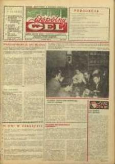 """Wspólny cel : gazeta załogi ZWCH """"Chemitex-Celwiskoza"""", 1988, nr 15 (1060)"""