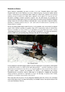 Niedziela na Śnieżce [Dokument elektroniczny]