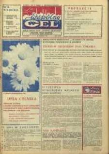 """Wspólny cel : gazeta załogi ZWCH """"Chemitex-Celwiskoza"""", 1988, nr 16 (1061)"""