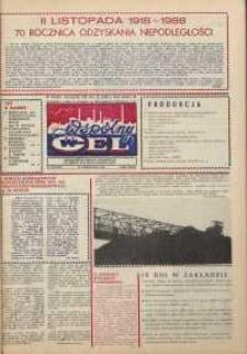 """Wspólny cel : gazeta załogi ZWCH """"Chemitex-Celwiskoza"""", 1988, nr 31 (1076)"""
