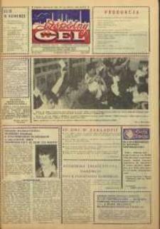 """Wspólny cel : gazeta załogi ZWCH """"Chemitex-Celwiskoza"""", 1988, nr 34 (1079)"""