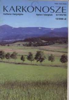 Karkonosze: Kultura i Turystyka, 1994, nr 4 (199)