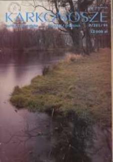 Karkonosze: Kultura i Turystyka, 1994, nr 6 (201)