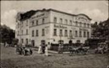 Jelenia Góra - ul. 1 Maja - hotel Bellevue [Dokument ikonograficzny]
