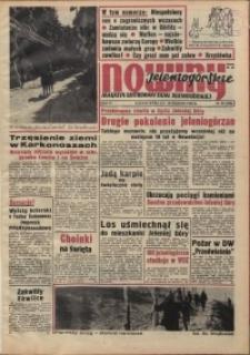 Nowiny Jeleniogórskie : magazyn ilustrowany ziemi jeleniogórskiej, R. 6, 1963, nr 50 (298)