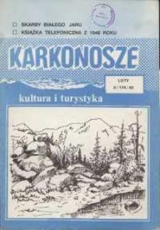 Karkonosze: Kultura i Turystyka, 1992, nr 2 (174)