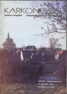 Karkonosze: Kultura i Turystyka, 1992, nr 11/12 (182/3)