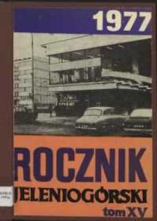 Rocznik Jeleniogórski, T. 15 (1977)