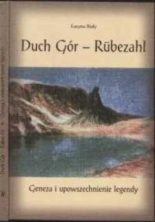 Duch Gór - Rübezahl : geneza i upowszechnienie legendy
