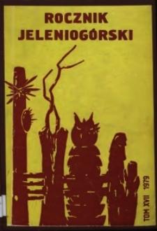 Rocznik Jeleniogórski, T. 17 (1979)